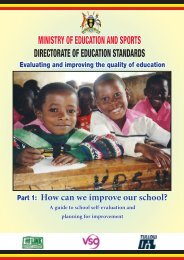 How can we improve our school? - VSO