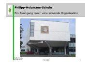 Bautechnik - Philipp-Holzmann-Schule