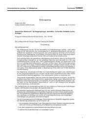 Änderungsantrag Bleiberecht - Aktion Bleiberecht