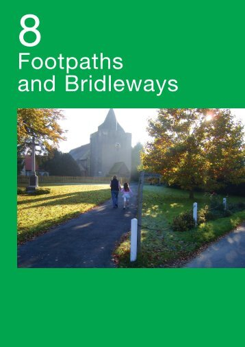 8 Footpaths and Bridleways - Otford.info