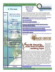 August 20, 2012 Volume 5 Issue 16 - Montana Association of ...