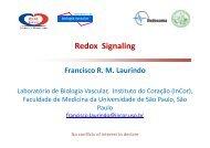 Redox Signaling - Instituto de Química - USP