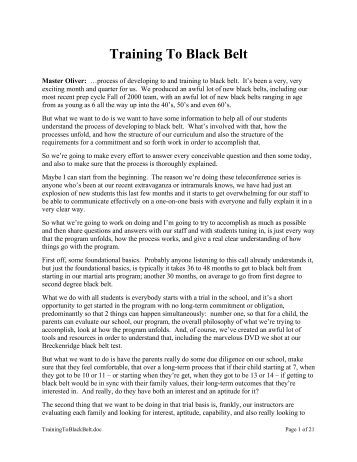 essay for black belt test Taekwondo black belt test tips getting your taekwondo black belt is a big day in the life of a martial artist i have listed some black belt test tips below in.