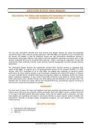 LSI22320-R SCSI Host Adapter