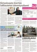 Nastolan kunnan tiedotuslehti 1/2012 - Nastolan kunta - Page 3
