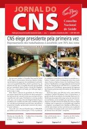 Nova - Conselho Nacional de Saúde - Ministério da Saúde