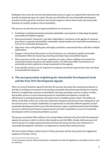 here - Stakeholder Forum