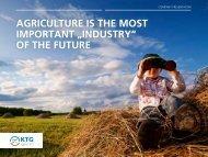 Company Presentation - KTG Agrar AG
