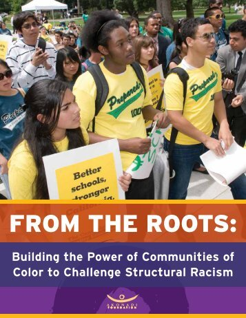 FROM THE ROOTS: - Racial Equity Tools