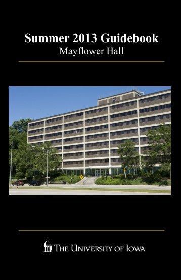 Mayflower Hall - Housing - The University of Iowa