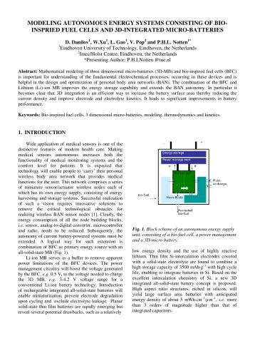 Energy harvesting autonomous sensor systems pdf file