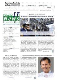 Industrial IT - IT&Production
