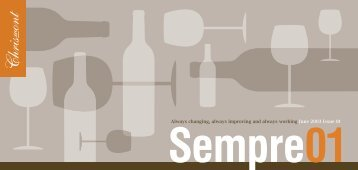 2003 Edition - Chrismont Wines