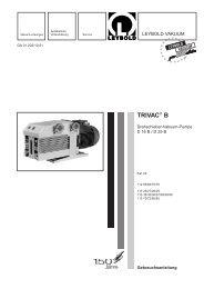 TRIVAC® B
