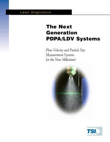 The Next Generation PDPA/LDV Systems