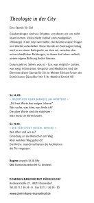Flyer als PDF - Dominikaner Düsseldorf - Page 2
