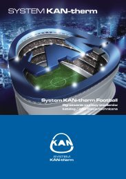 System KAN-therm Football