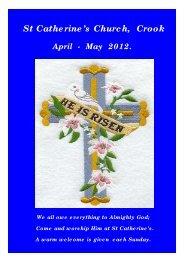 Crook Magazine 2012 04-05.pdf - The Parish of Crosthwaite and Lyth