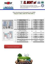 Pompa de Caldura AER-APA WOLF BWL-1 - el mont