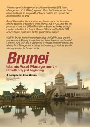 Brunei: Islamic Asset Management - United Overseas Bank