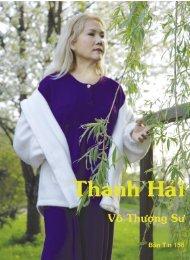 Thanh Haûi Voâ Thöôïng Sö Baûn Tin 158 1