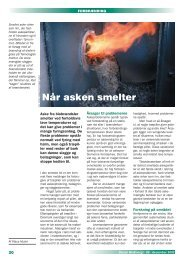 NÃ¥r asken smelter (Dansk BioEnergi nr. 66, 2002) - Videncenter for ...