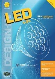 Illuminazione a LED delle Gallerie Autostradali - Parte II - Cree