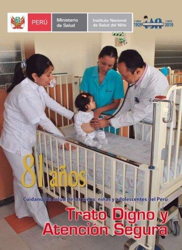 Revista del INSN.pdf - Instituto Nacional de Salud del Niño