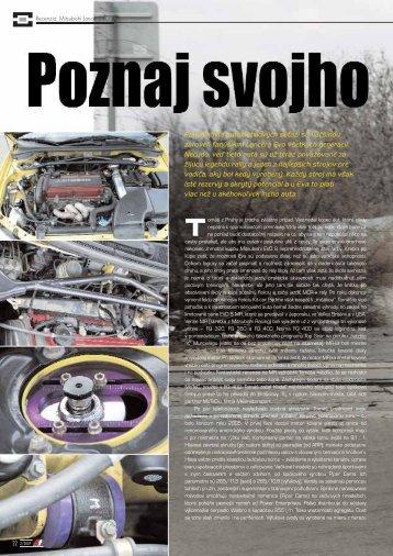 Fanúšikovia automobilových súťaží sú väčšinou ... - AutoTuning.sk