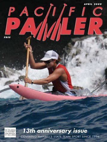 13th anniversary issue - Pacific Paddler