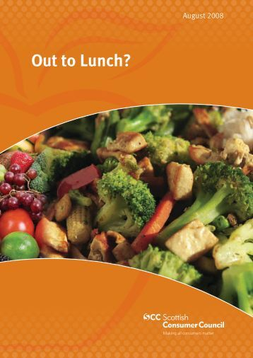 Download Out to Lunch (580 kb) - Community Food and Health