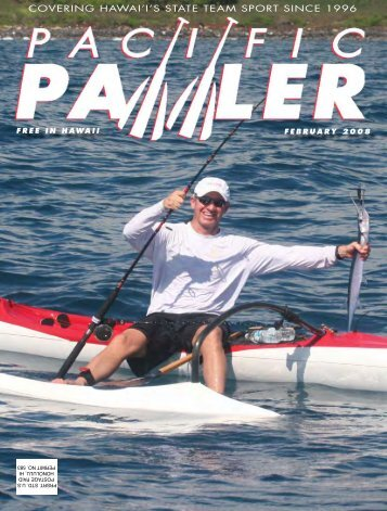 covering hawai'i's state team sport since 1996 - Pacific Paddler