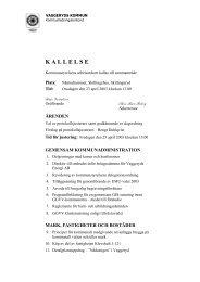 2003 04 23 - Vaggeryds kommun