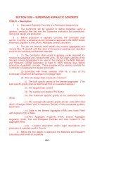SECTION 1028 -- SUPERPAVE ASPHALTIC CONCRETE