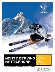 Monte CERVINO mATTERHORN - Valle d'Aosta