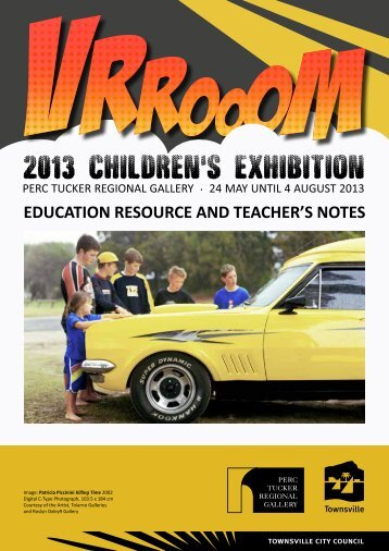 education resource and teacher's notes - Townsville City Council