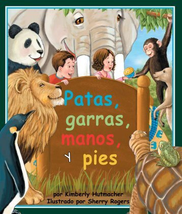 Patas, garras, manos, pies - Sylvan Dell Publishing