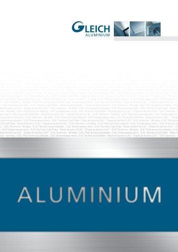 s Placas de aluminio G.AL® Chapas de alumínio G.AL® G.AL ...
