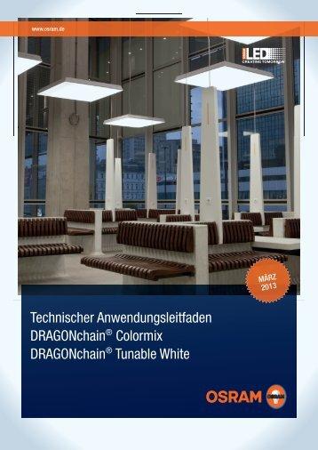 Technischer Anwendungsleitfaden DRAGONchain ... - Osram