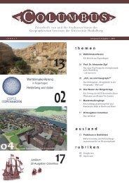 Ausgabe 20 - Geographisches Institut Uni Heidelberg