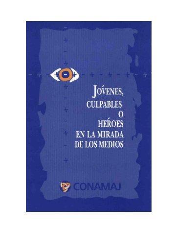 Jóvenes Culpables o Héroes en la Mirada de los ... - Poder Judicial