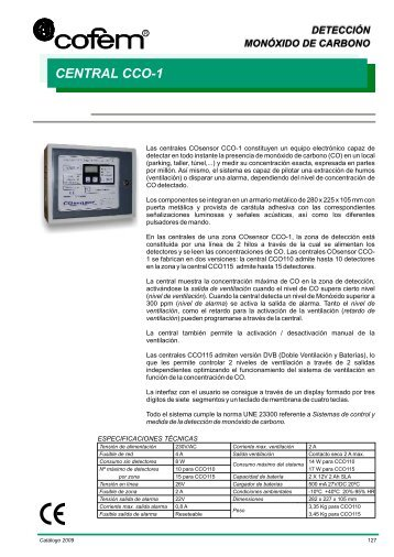 CATALOGO TECNICO 2009 V6 - IT Alarm