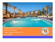 Peralta Apartment Partners - Orange Unified School District