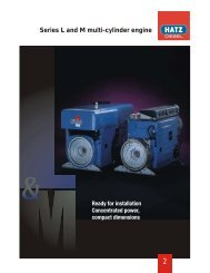 Series L and M multi-cylinder engine - US Jetting