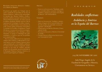 Realidades conflictivas: - Grupo.us.es - Universidad de Sevilla