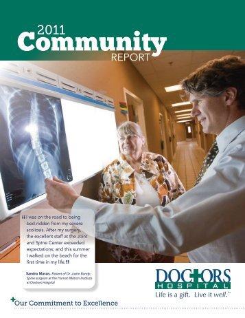 Community - Doctors Hospital