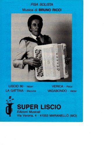 BRUNO RICCI - FASCICOLO (LISCIO 80).pdf - edizioni musicali ...