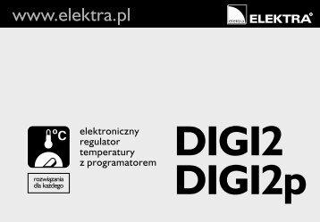 Elektra DIGI2 - SystemyGrzejne.pl