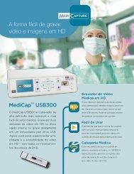 A forma fácil de gravar vídeo e imagens em HD - MediCapture