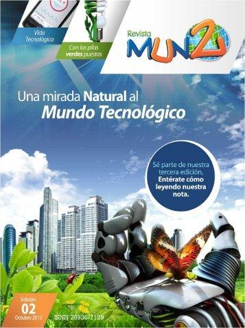 Revista Mun2 edición 2